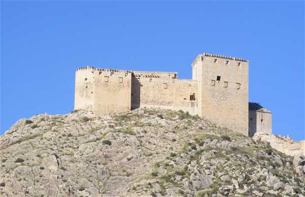 Castle of the Fajardo or Los Vélez