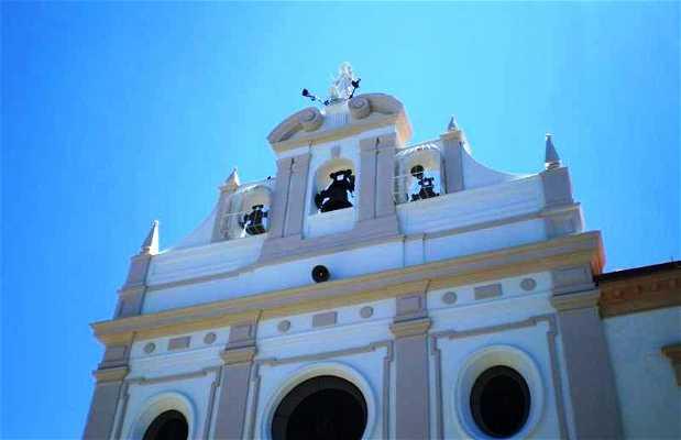 Santuario di Maria Auxiliadora a Ronda