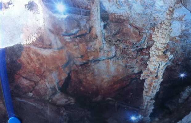 Ispinigoli Cave