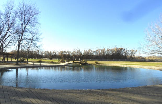 El Parque de la Mitjana
