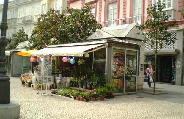 Praça de las Flores