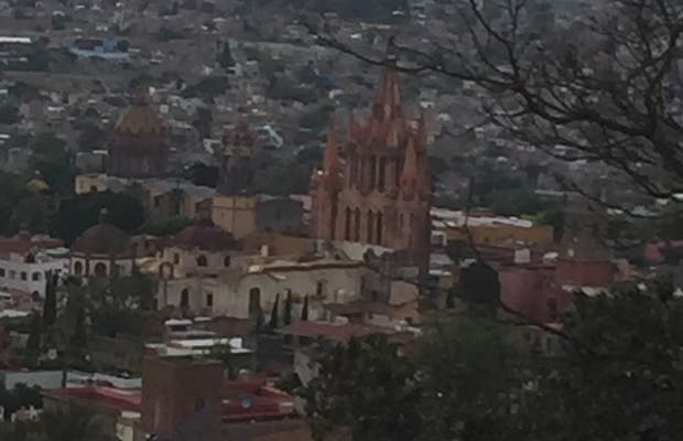 Mirador San Miguel de Allende