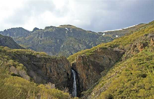 Cascada de Mazobres