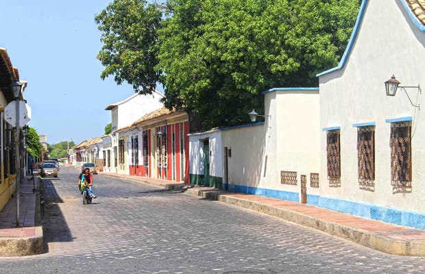 Centro Histórico de Carora