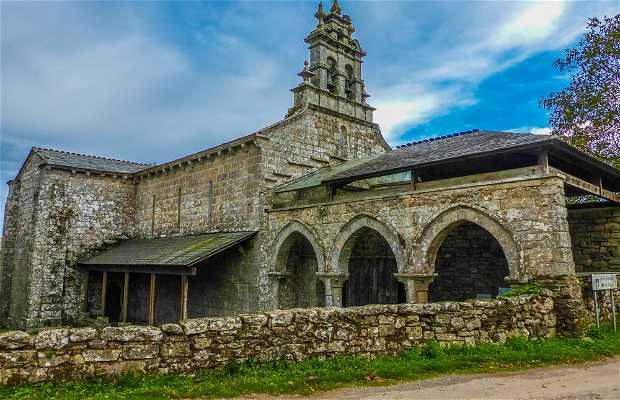 Iglesia de San Salvador de Vilar de Donas