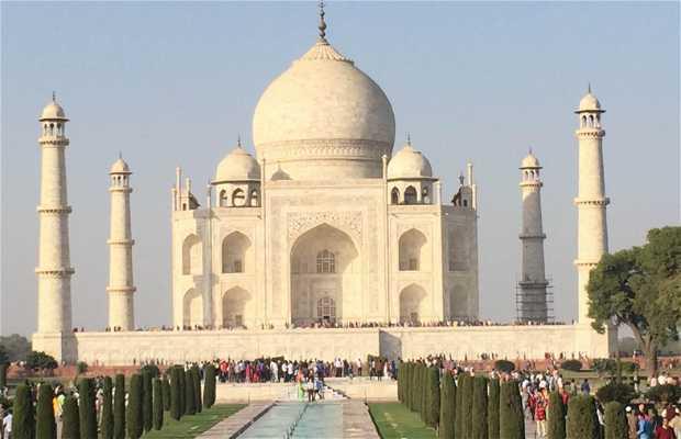 Jardines del Taj