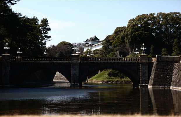 Jardines del palacio Imperial de Tokio