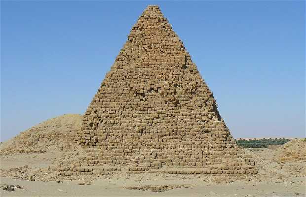 Pirámides de Nuri
