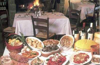 Restaurantes Los Manzanos