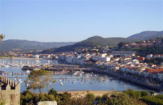 Marina of Baiona
