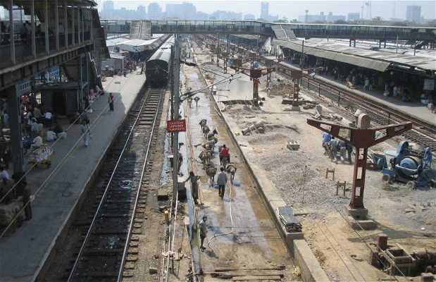 Estação de Trens de Nova Deli