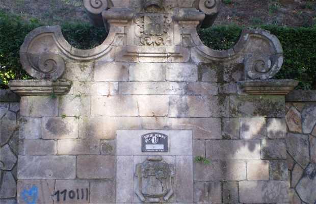 Falperra Fountain