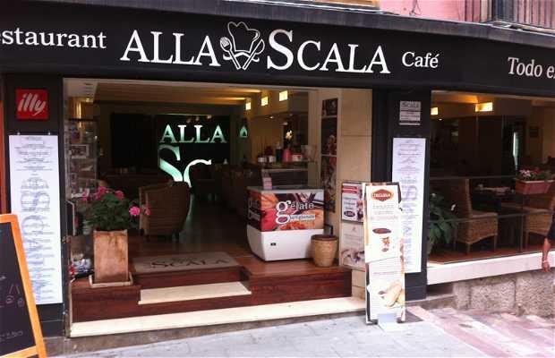 Restaurante Alla Scala