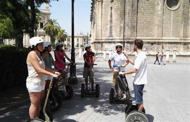 EnSegway - Segway Tour Sevilla