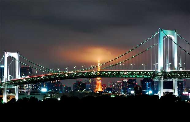 Rainbow Bridge a Tokyo