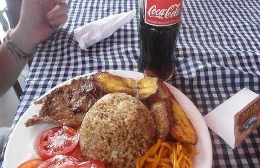 Restaurante Chino de la calle Estanco del Tabaco