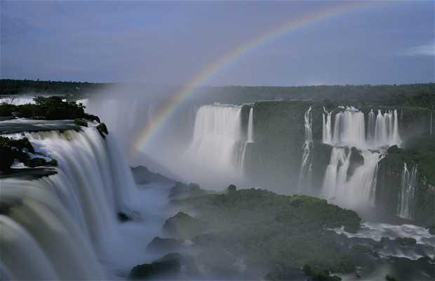 Chutes d'Iguazú - Foz do Iguaçu