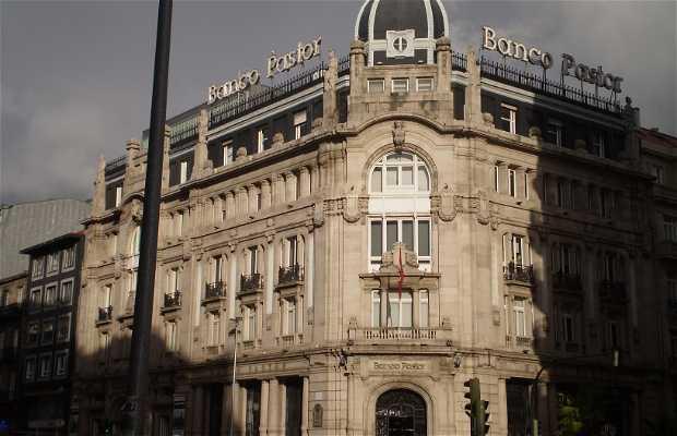 Edificio Banco de Vigo (Pastor)
