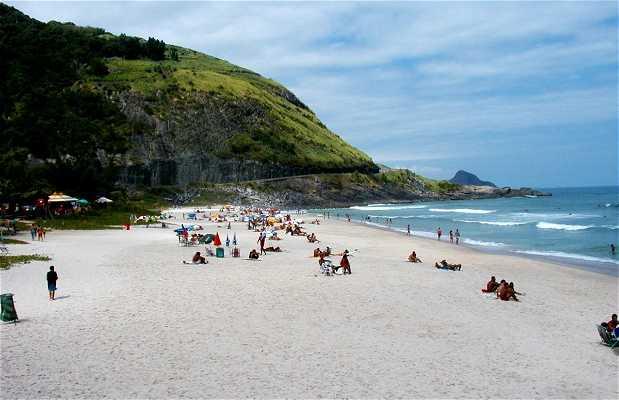 Playa de Grumari