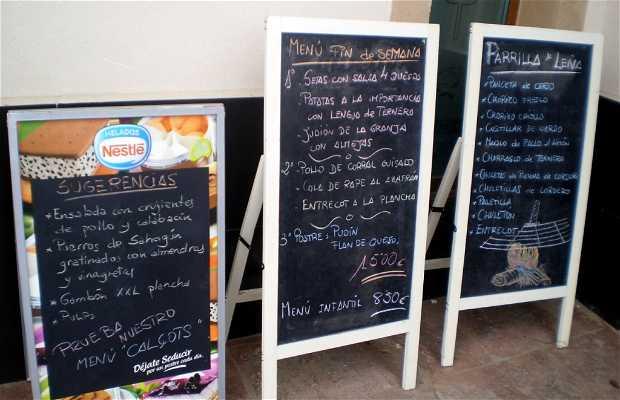 Restaurante La Pineda de León