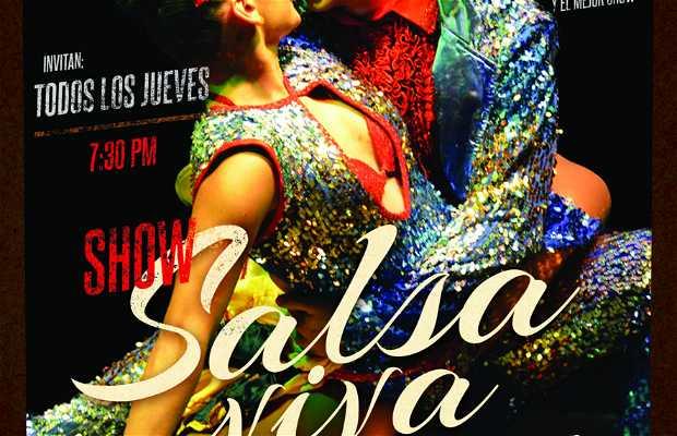Cali Salsa Experience Show