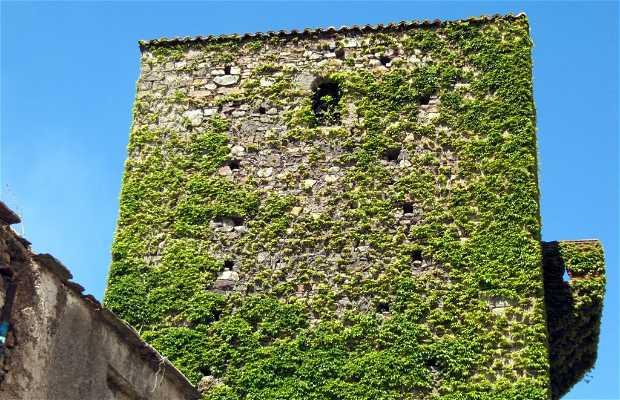 Torre de los Plata o de los Sande
