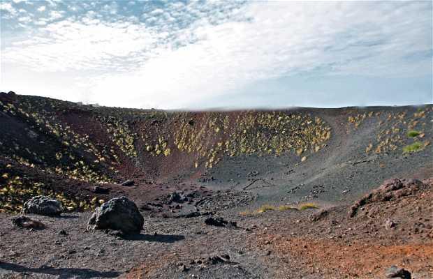 Etna Valle del Bove