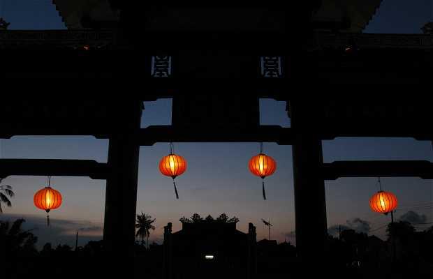 Pagoda de la calle Tran Hung Dao