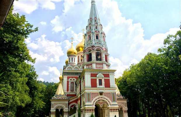 Iglesia Rusa de Shipka.