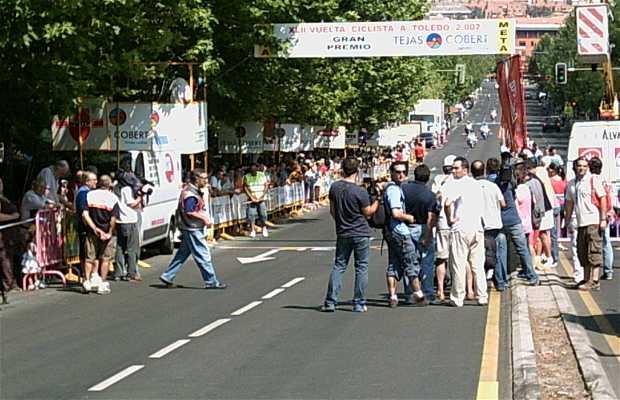 Vuelta ciclista Toledo 2007