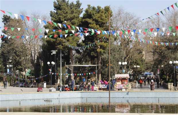 Parque Narimanov
