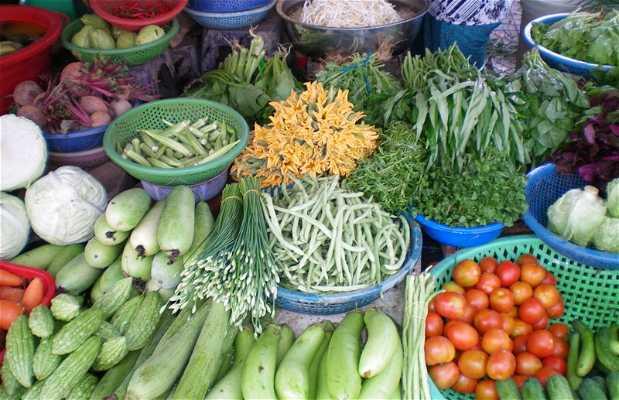 Mercado de Caï Be
