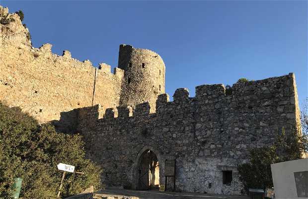 Castillo de San Hilarión