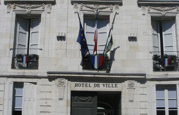 Ayuntamiento de Rochefort