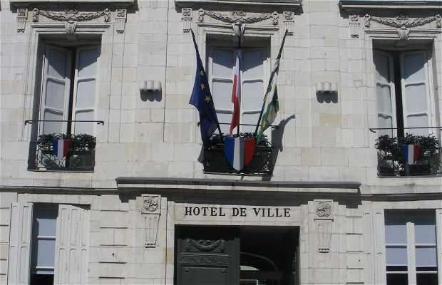 L'Hôtel de Ville de Rochefort