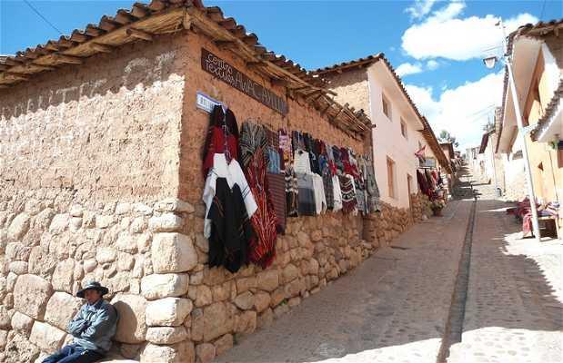 Calles artesanales