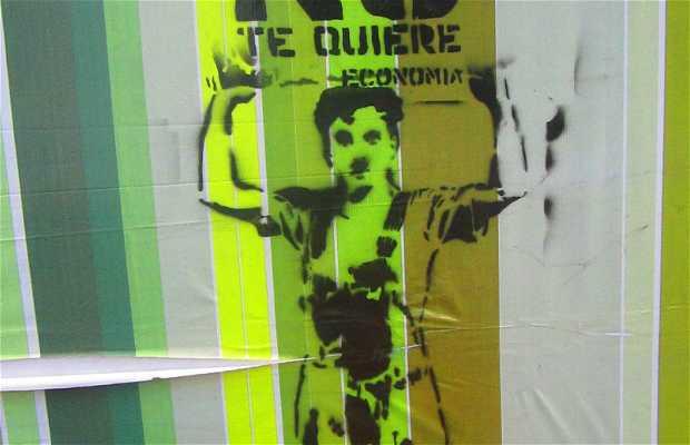 Murales de Mexico DF