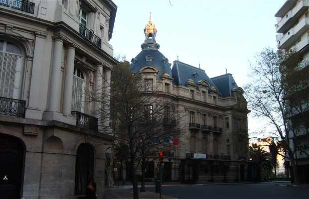 Edificio Embajada de Francia
