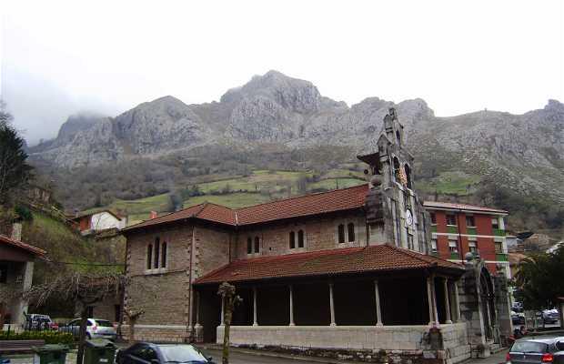 Eglise de San Antonio Abad