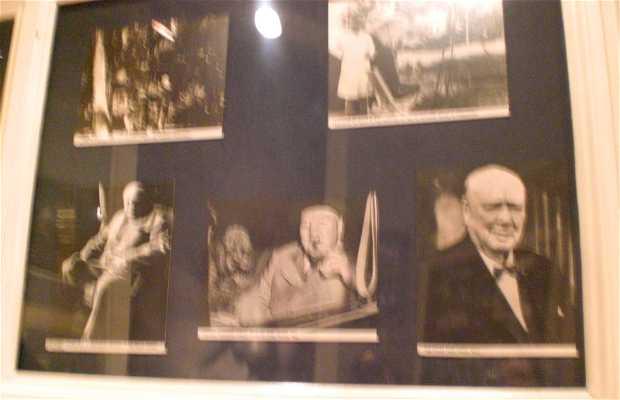 L'exposition Churchill