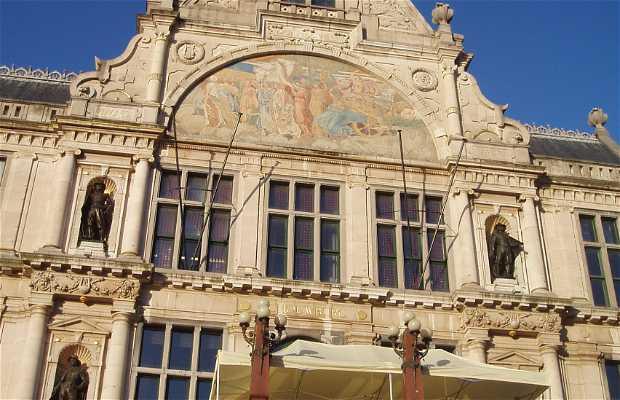 Teatro Real Neerlandés - NTGent