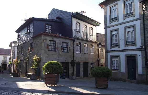 Cobbled streets of Ponte de Lima