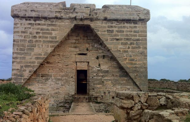 Castell de n'Amer