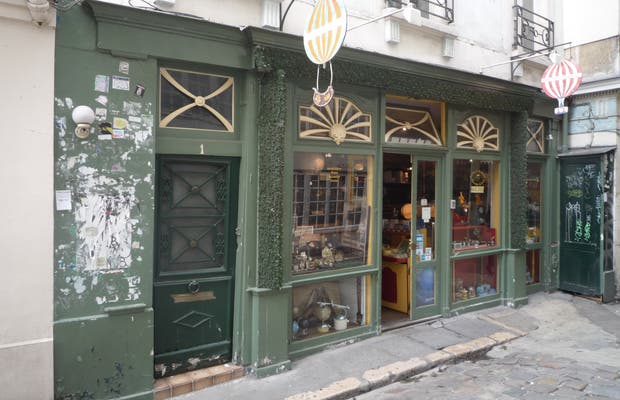 BoutiqueTerre de Sienne