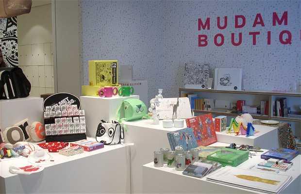 Boutique du MUDAM du Luxembourg
