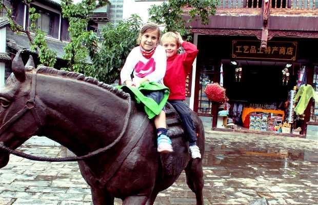 Parque de las Nacionalidades de Yunnan