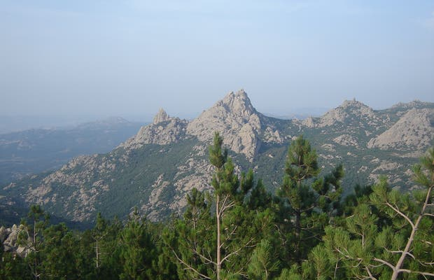 Mountains of Tempio