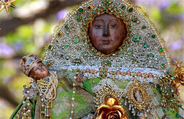 Bajada de La Virgen de Las Nieves