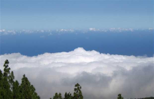 Sea of Clouds of Teide