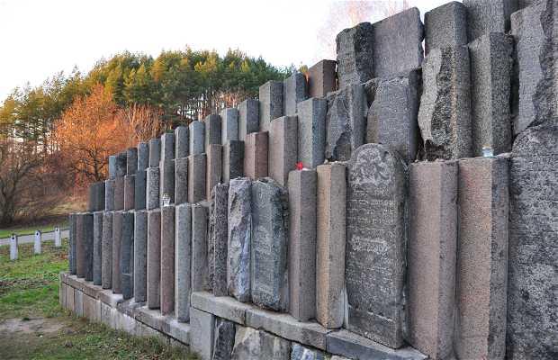 Monumento al Cementerio Judio